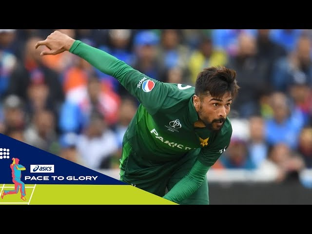 Hussey: Amir is the complete package