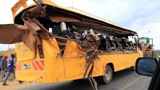 Kitui school pupils buried after horrific accident