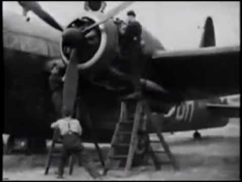 Bombowiec Wellington Mk IC & Polscy Piloci