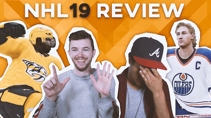 7 THINGS YOU SHOULD KNOW ABOUT NHL 19 - REVIEW