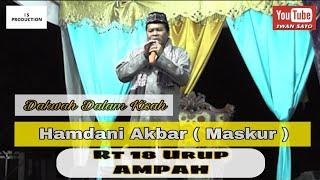 Dakwah Dalam Kisah bersama Hamdani Akbar di AMPAH