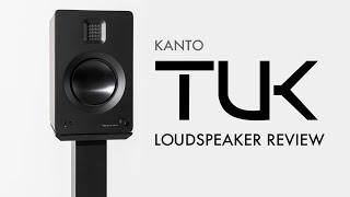 Kanto Goes HIGH-END - Kanto TUK Loudspeaker Review