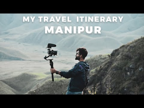 How to plan a trip to Manipur?