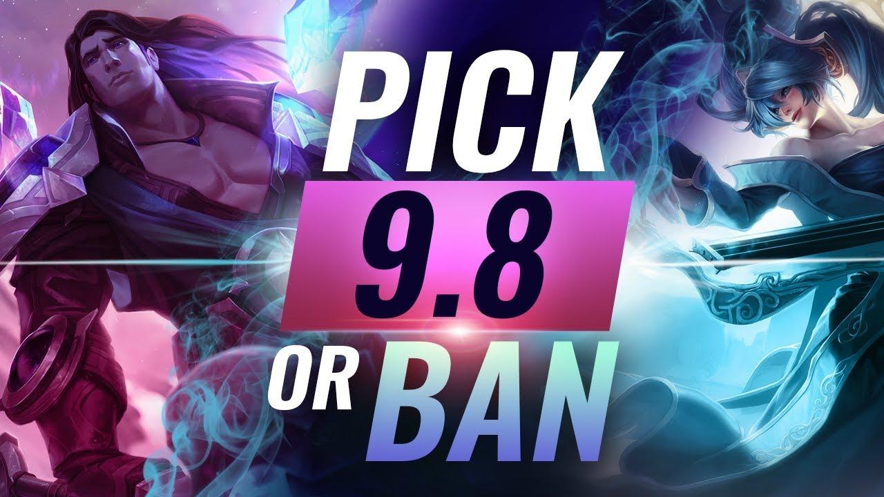 op pick or bans