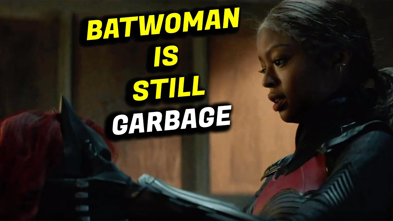 Download Batwoman Season 2 Episode 1 Sounds Garbage