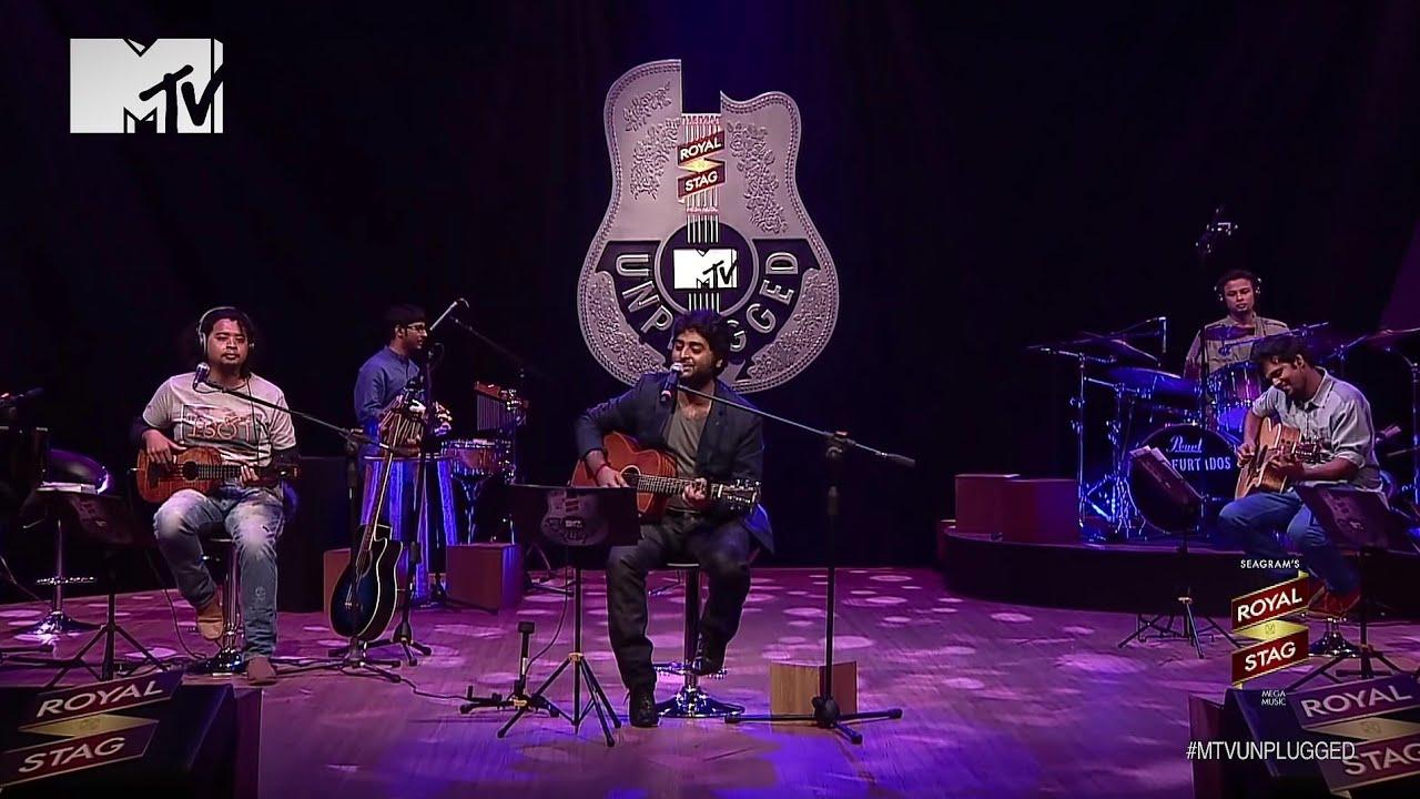 Arijit Singh Live   Dil Sambhal Ja Zara [ MTV Unplugged ] Soulful Performance   Full HD   PM Music
