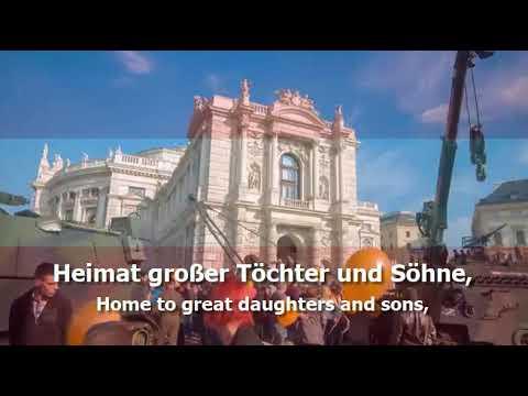 "National Anthem of Austria - ""Land der Berge, Land am Strome"""