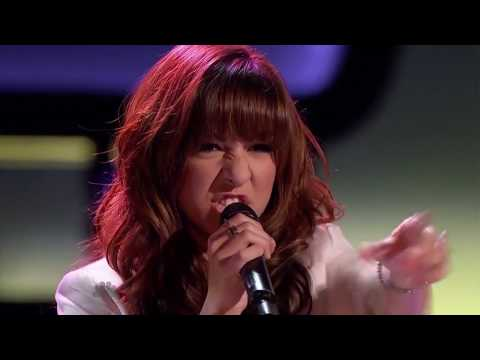 "Thumbnail: Christina Grimmie Blind Audition ""Wrecking Ball"" - The Voice - FULL"