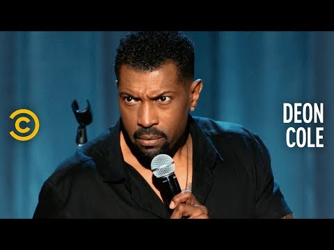 Tone Kapone - Chicagos very Deon Cole Is Crazy