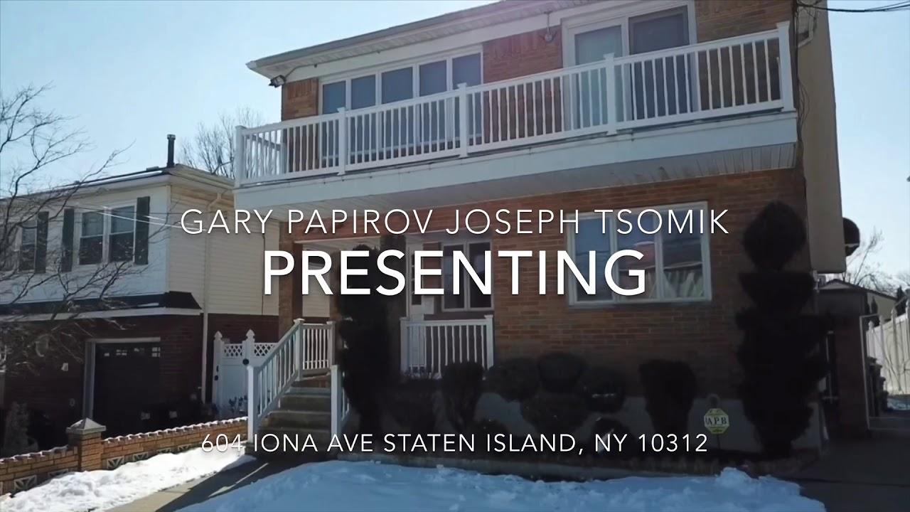 604 Ionia Ave Staten Island, NY 10312 Presentation By Homes R Us Realty Of  NY