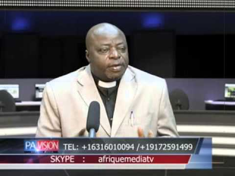 AFRIQUE MEDIA production PAN AFRICA VISION   DU   31    08   2013