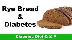 hqdefault - Rye Flour And Diabetes