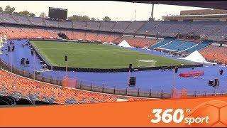 Le360.ma • خاص من القاهرة.. هذه آخر استعدادات اللجنة التنظيمية قبل انطلاق المباراة الإفتتاحية للكان
