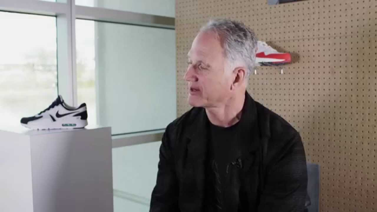 Tinker Hatfield talks Nike Air Max Zero, the Essence of Design and More |  Highsnobiety - YouTube