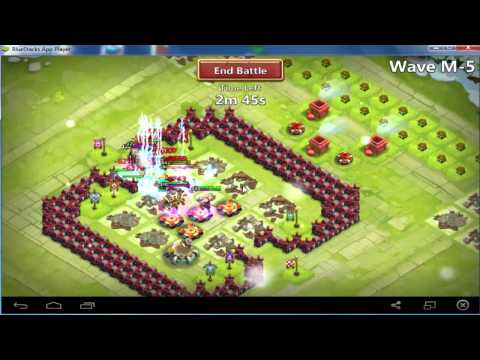 Castle Clash - Base Design Th 15