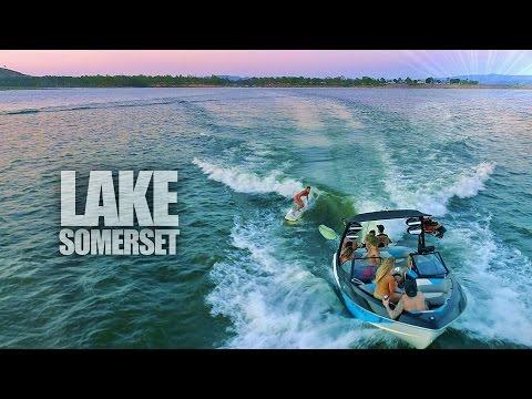 Camping at Lake Somerset