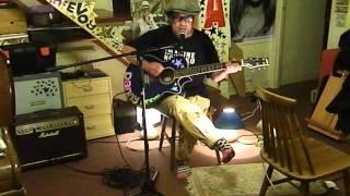 Elton John - Honky Cat - Acoustic Cover - Danny McEvoy