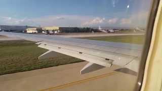 Kayseri Erkilet Havaalanı Kalkış - Take off THY Boeing 737-400 Erkilet Airport