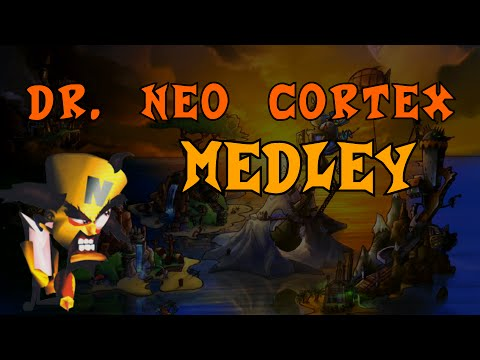 Dr. Neo Cortex Electronic/Rock Remix Medley (Crash Bandicoot 1, 2, & 3 Boss Themes)