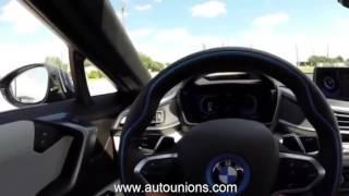 BMW I8 Review Top Gear 2015 New Supercars 2015 - Bmw Обзор - test drive - тест драйв...