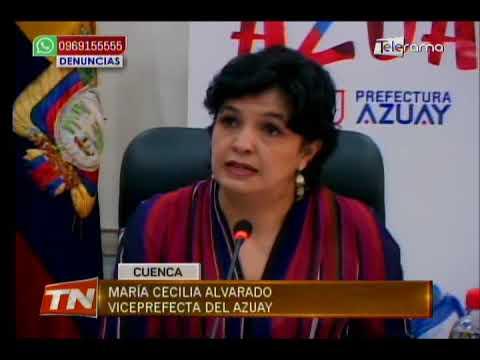 Presentan plan para erradicar la violencia contra la mujer en el Azuay
