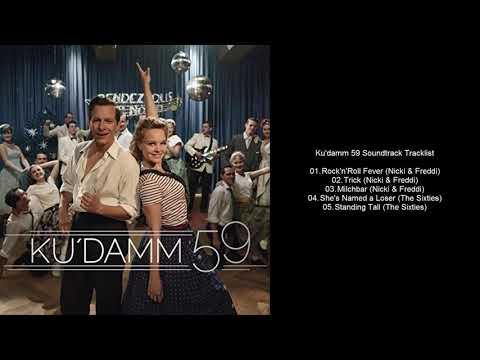 Ku'Damm 59 Soundtrack Tracklist