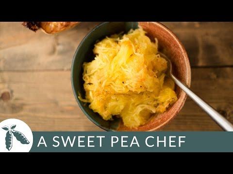 How To Cook Spaghetti Squash and Make Spaghetti Squash Noodles