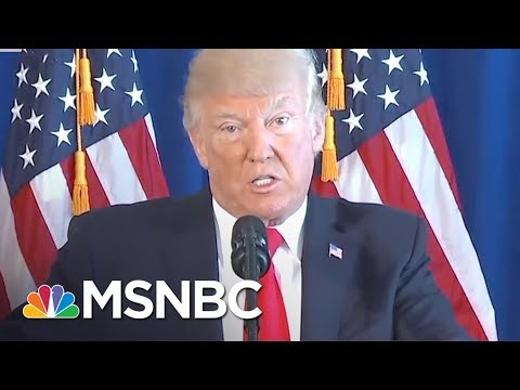 President Donald Trump Plays Greatest Campaign Hits In Phoenix | MTP Daily | MSNBC