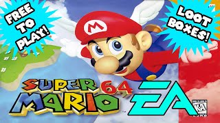 Super Mario 64: EA Version