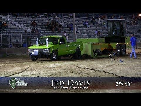 Central Illinois Truck Pullers - 2017 Waterloo Optimist Club - Waterloo, IL Truck Pulls