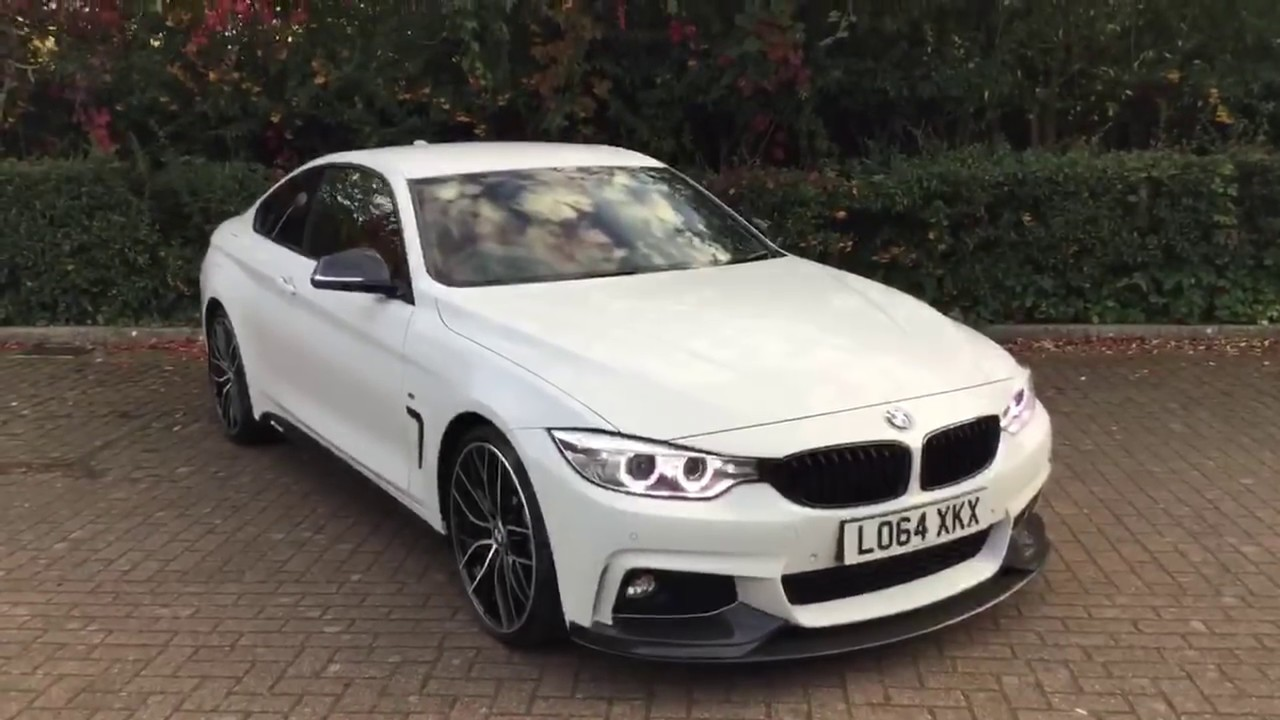 2014 bmw 430d m sport with m performance 20 and m styling kit youtube. Black Bedroom Furniture Sets. Home Design Ideas