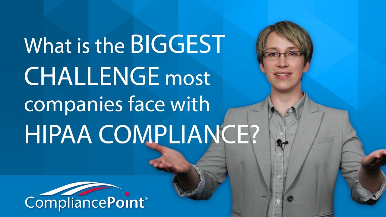 HIPAA Rules 101 - CompliancePointCompliancePoint