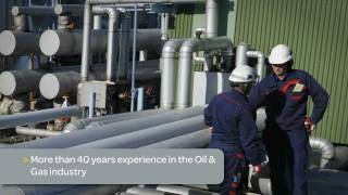 Oil and Gas Digital Oil Field Solutions
