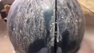 пескоструй +вода не повериш(нет материала который устоит перед водой.как с помощью воды резать метал.это прикол.смотреть всем.как разр..., 2016-12-17T21:36:14.000Z)