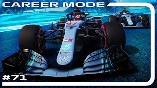 F1 2018 CAREER MODE #71 | SAFETY CAR CHANGES THE RACE | French GP (110% AI)