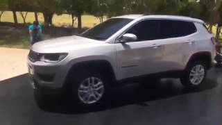 Jeep Compass first look