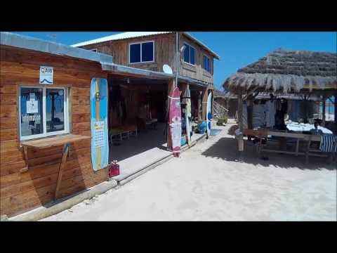 April 2016 - Kiten - Djerba/Tunesien - Kitespot The Lagoon - Les Dauphins