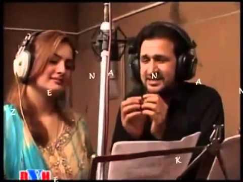 Rahim Shah & Ghazala Javed NEW SONG  ZRA BYALALEY PA TA DEY flv