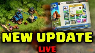 Magical item / Quests ! Clash of Clans NEW UPDATE || LIVE