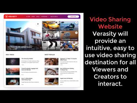 Verasity Project Review: Put The Right To Share Video