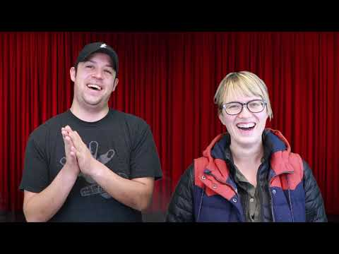 Brooke and Jubal  - 2019 Oscars Movie Trivia Challenge