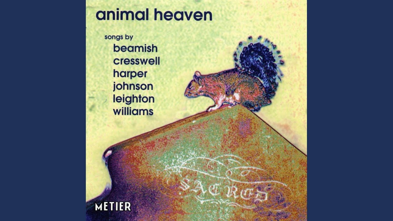 the heaven of animals essay Moses gets in the way of the pigs' efforts to spread animalism by inventing a story about an animal heaven called sugarcandy mountain essays for animal farm.
