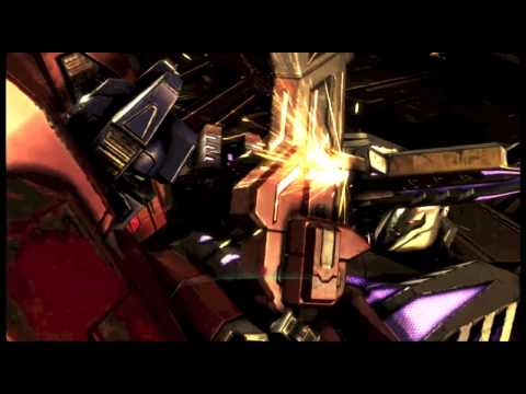 Transformers Until it's Gone (Music Video)
