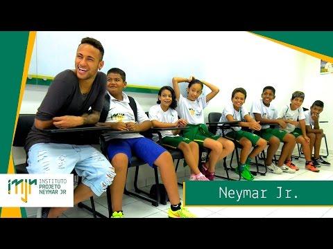 NEYMAR JR. | Instituto Projeto Neymar Jr.
