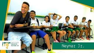 NEYMAR JR.   Instituto Projeto Neymar Jr.