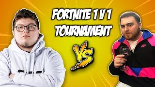 LosPollos VS Aydan 1v1 Fortnite Tournament For $2,500
