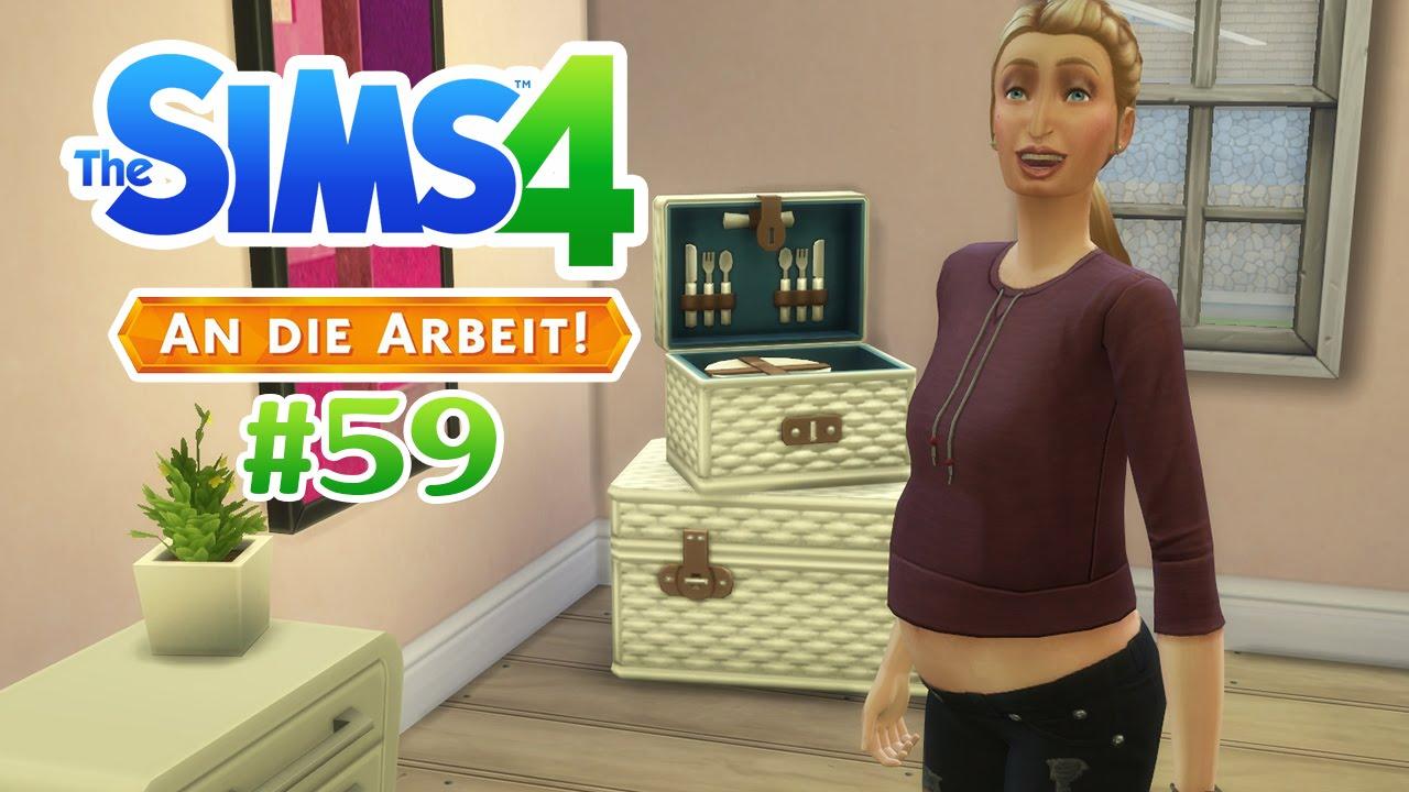 Sims 4 Schwangerschaft