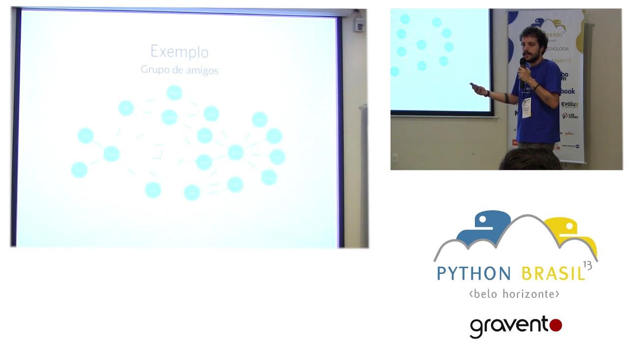 Image from Navegando por grafos com Python - Bernardo Fontes