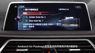 BMW X3 - Ambient Air Package