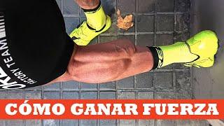 Cómo ganar fuerza en bici | Ibon Zugasti
